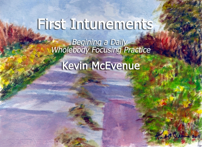 First Intunements Cover